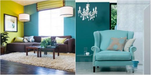 en zal de stylist een advies doen met betrekking tot de kleuren en hoe je deze eenvoudig kunt toepassen in jouw interieur