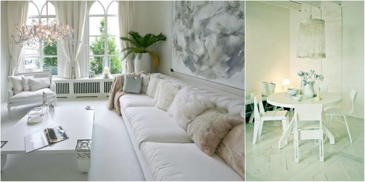 waarom zijn witte interieurs zo populair en hoe creer je zelf zon wit interieur dat lees je in deze blog en uiteraard mijn tips voor een wit interieur