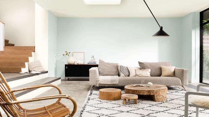 Woonkamer Lichte Kleuren : Gallery of woonkamer lichte kleuren nieuw eetkamer woonkamer muur